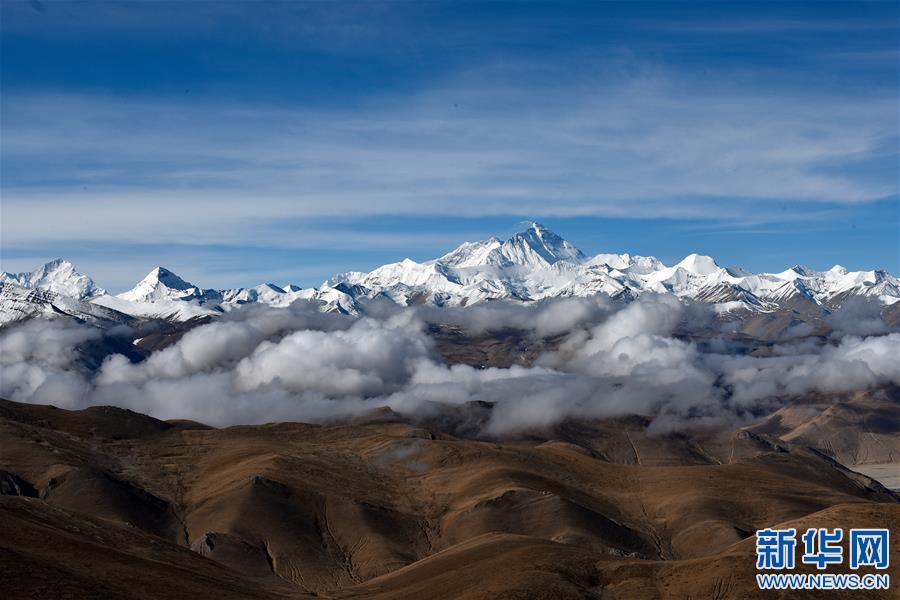 珠峰自然保护区掠影