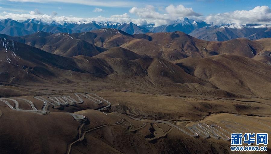 鸟瞰珠峰(图)