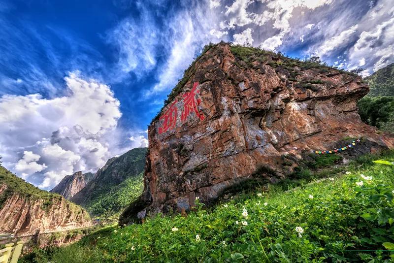 官宣丨西藏昌都的美景被ta承包啦!