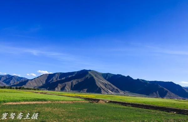 走进西藏,看看风景秀丽的甲玛沟美景