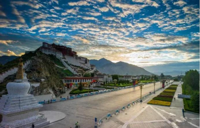 这就是西藏,全世界最美的地方