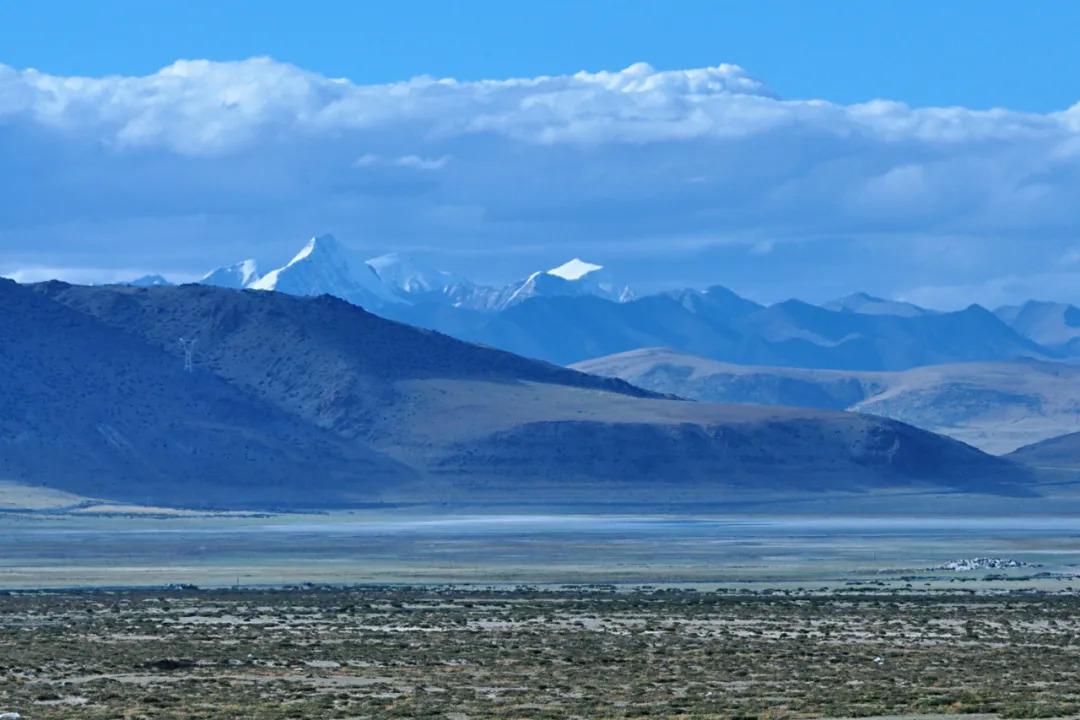 不必远赴澳大利亚就能拥有的粉红湖、空中草原,西藏之西比想象中更惊艳!
