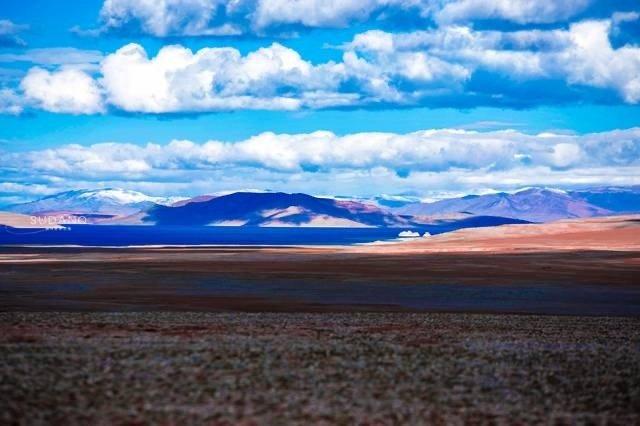 """西藏・扎布耶茶卡 """"天空之镜"""""""
