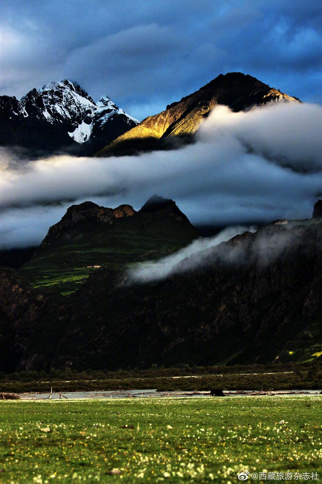 西藏无法拒绝的风景