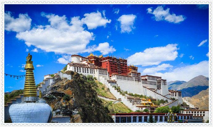 关于拉萨,一座布达拉宫,就足已让你爱上的西藏