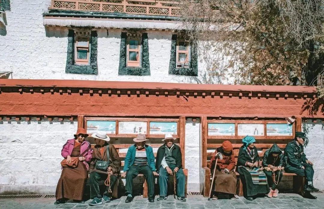 冬游西藏,遇见最纯粹的天堂!