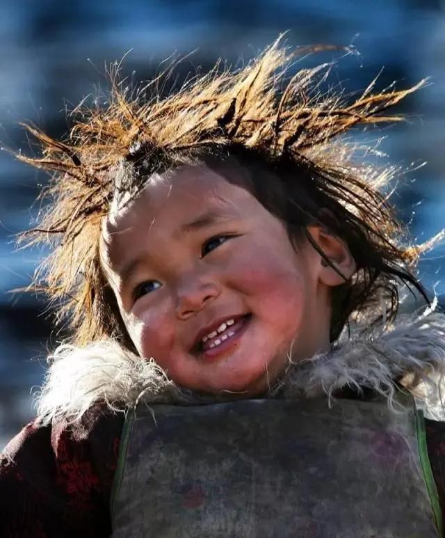 西藏冬天里的温暖,原来是这样……